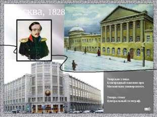 Варвара Лопухина, его соседка по московской квартире на Малой Молчановке: к н