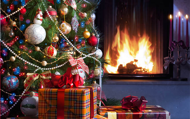 Рождество в Англии