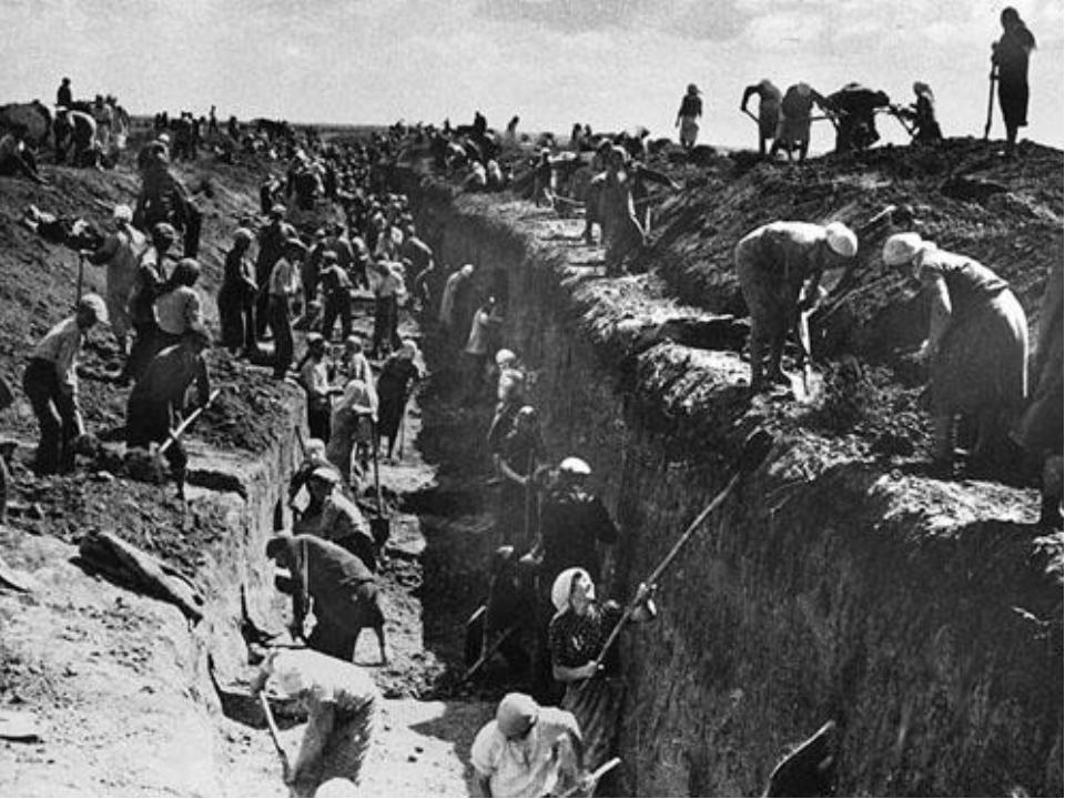 Предвоенная жизнь в СССР и начало войны глазами очевидца