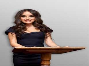 Vice-president of foundation Leyla Ilham gizi Aliyeva was born on July 3, 198