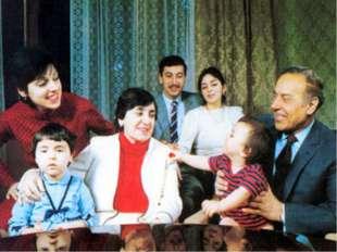 Ilham Heydar oglu Aliyev was born in December 24, 1961, in Baku.He attended a