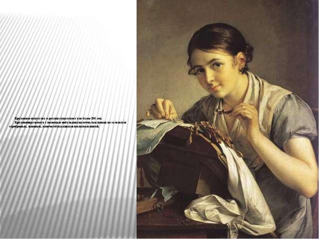Кружевное искусство в россии существует уже более 200 лет. Кружевницы плету...