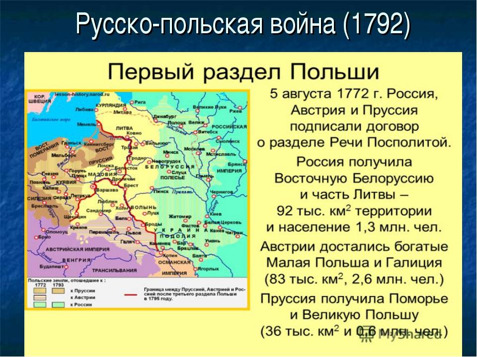 Русско-польская война (1792)