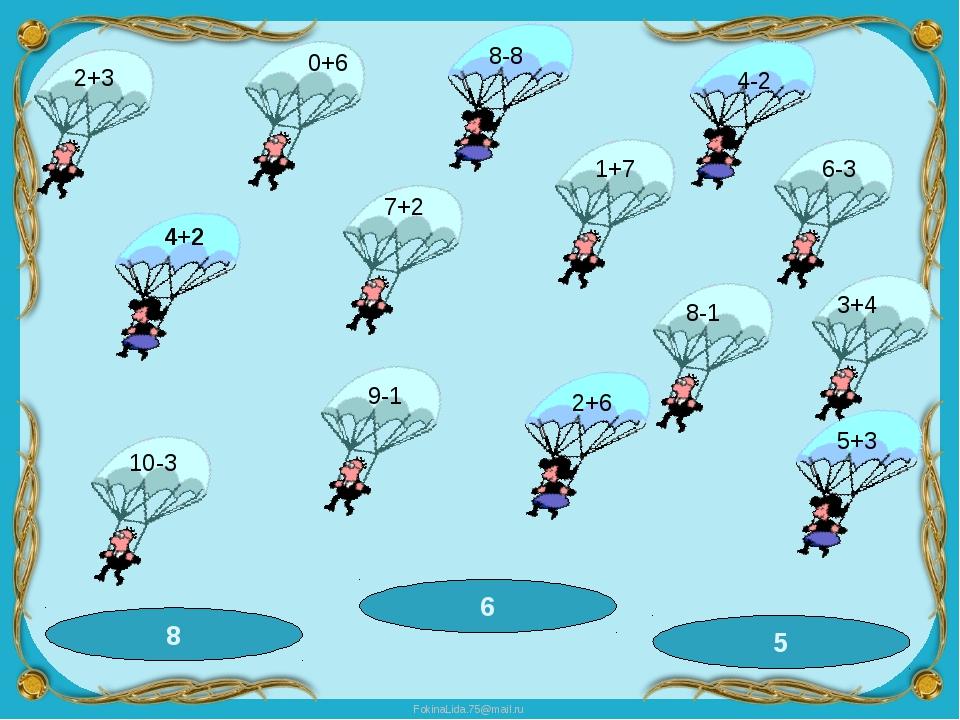 4+2 8 6 5 7+2 9-1 10-3 8-1 2+6 8-8 3+4 2+3 0+6 1+7 4-2 6-3 5+3 FokinaLida.75@...