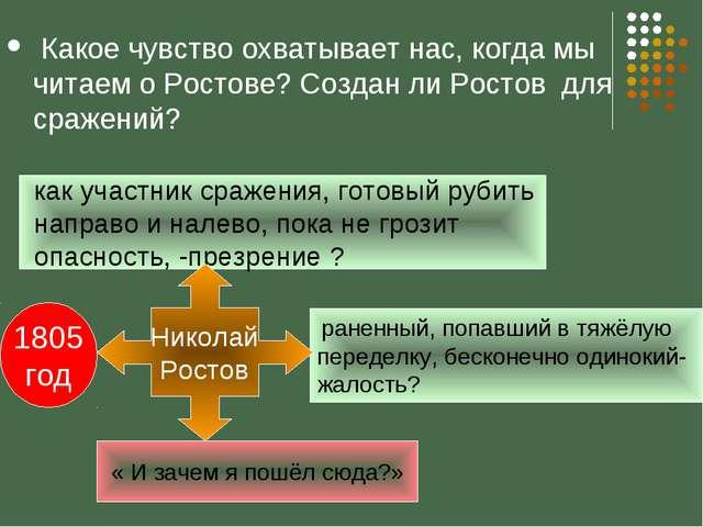 Какое чувство охватывает нас, когда мы читаем о Ростове? Создан ли Ростов дл...