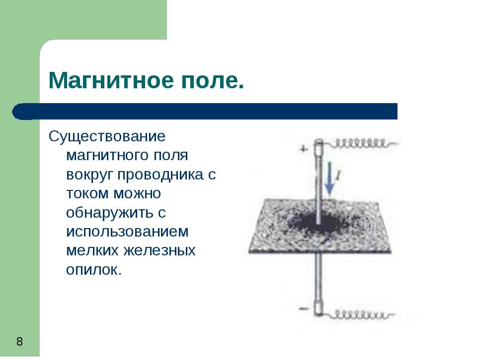 Презентация По Физике На Тему Магнитное Поле