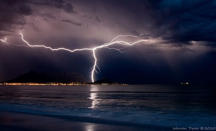 Фото, молния, океан, фотографии, дождь, гроза Фото, Картикни, Стиль, Мода, Дизайн, Искусство, Творчество, Люди, Лица