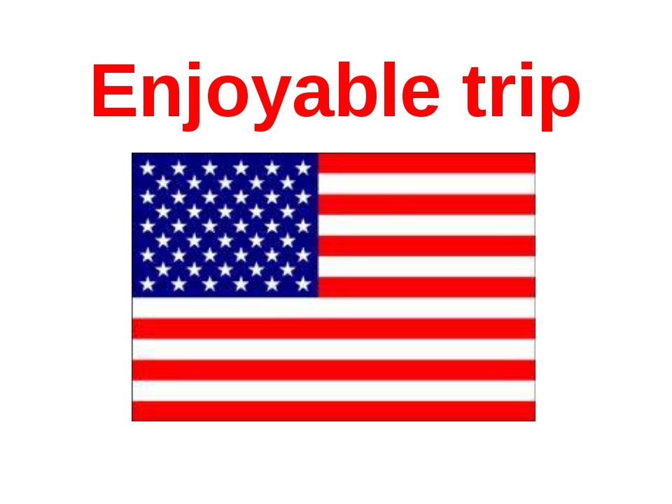 Enjoyable trip