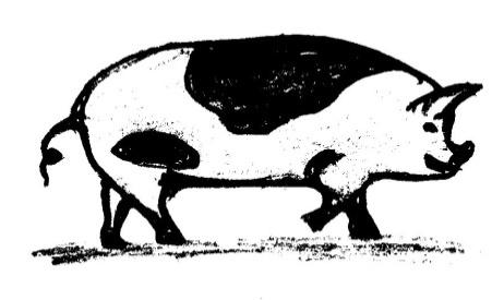 черные рисунки 261