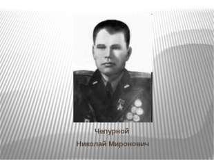 Чепурной Николай Миронович