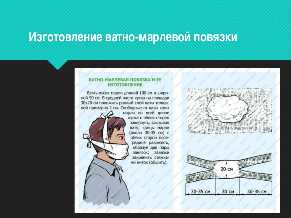 Как сшить марлевую повязку для ребенка в школу пошаговая инструкция 6