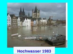 Hochwasser 1983