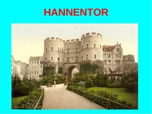 HANNENTOR
