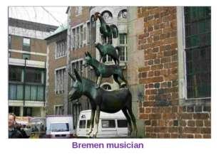 Bremen musician
