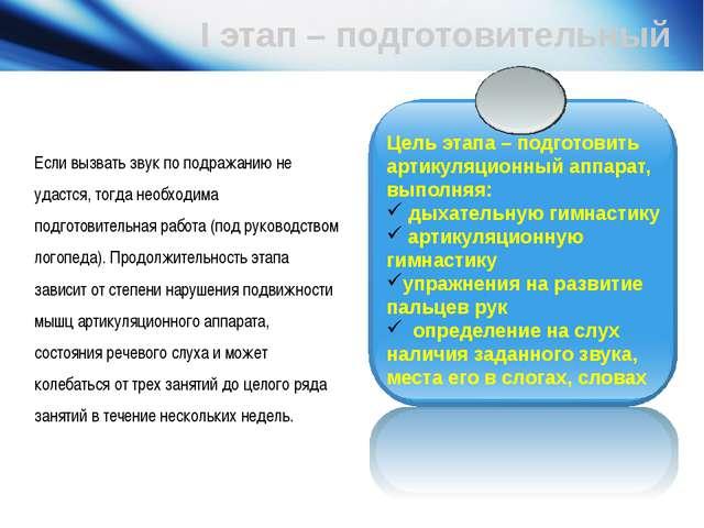 www.themegallery.com Company Logo I этап – подготовительный Если вызвать звук...