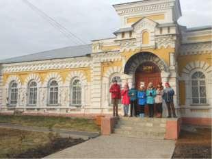 9. В 1883 году в Богучаре строится комплекс уездных земских учреждений , обра