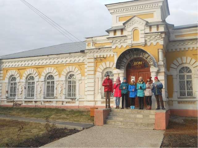 9. В 1883 году в Богучаре строится комплекс уездных земских учреждений , обра...