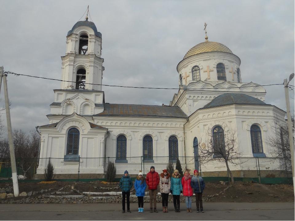 Ответ : Местоположение: ул. Красноармейская 1903 г Расположена на возвышеннос...