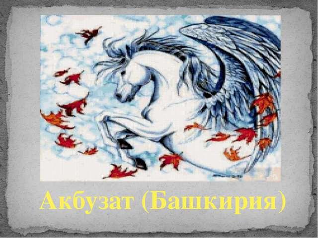 Акбузат (Башкирия)