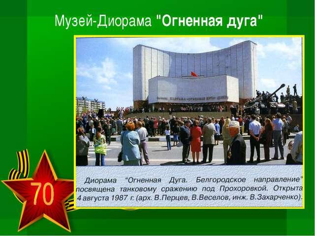 "Музей-Диорама ""Огненная дуга"""