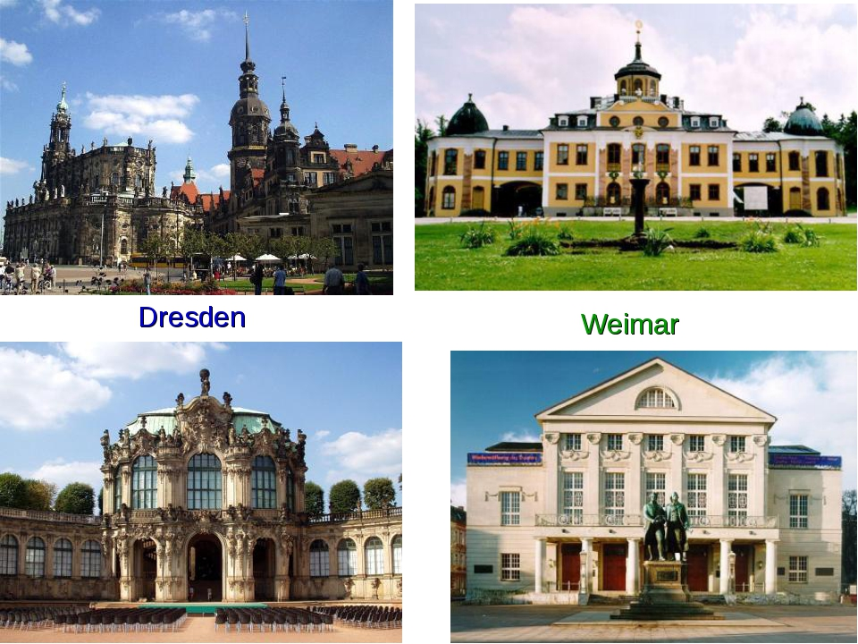 Dresden Weimar