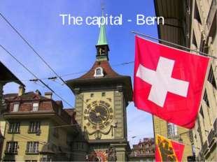 The capital - Bern