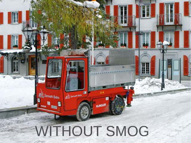 WITHOUT SMOG