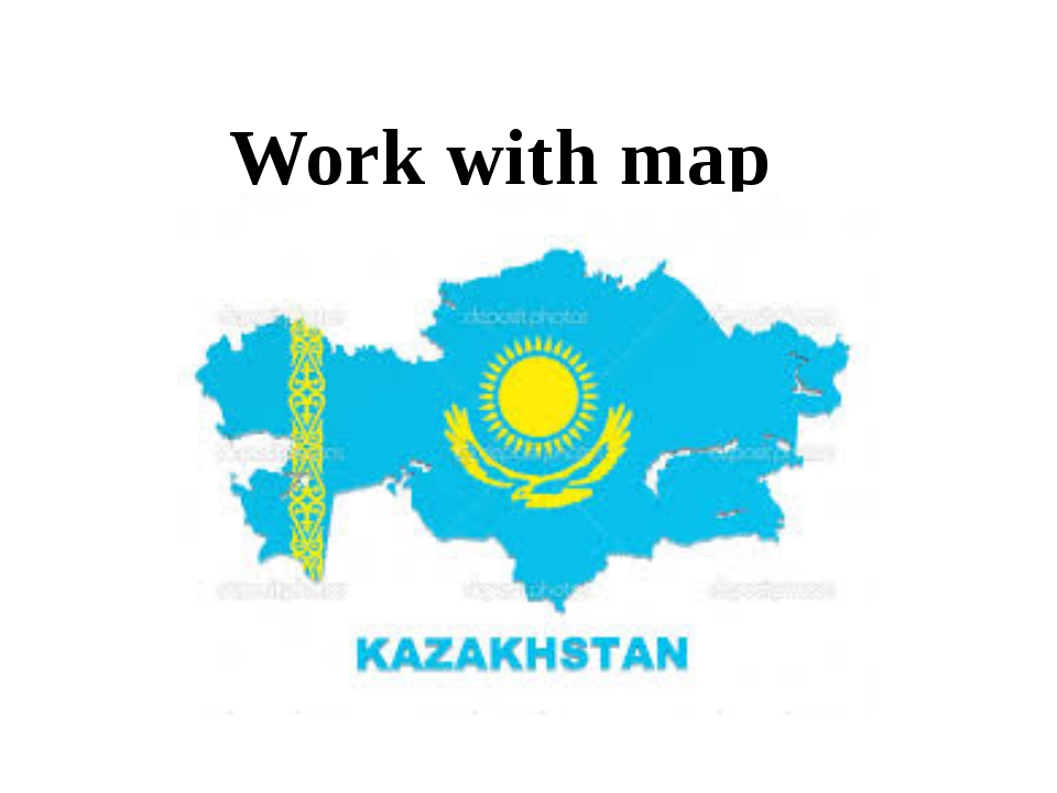 Work with map