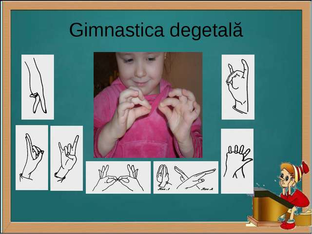 Gimnastica degetală