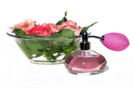 How to Make Rose Perfume for Kids eHow