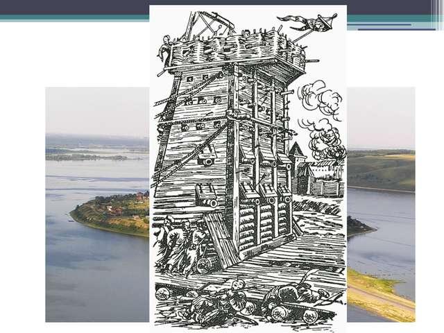Остров- град Свияжск