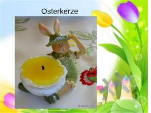 Osterkerze