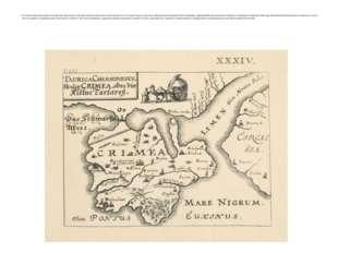 В X веке нашей эры Крым стал ареной нешуточного противостояния различных пол