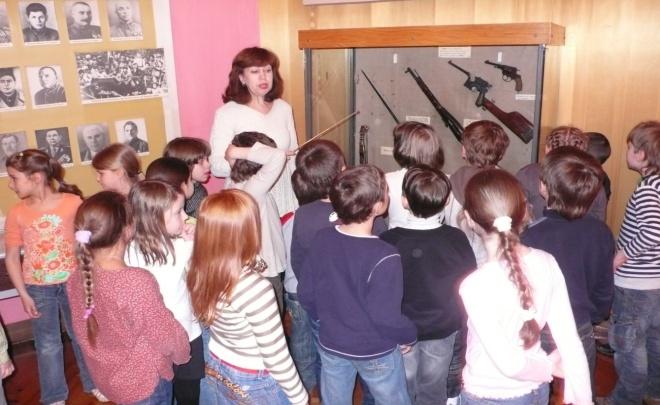 J:\военно-исторический музей СКВО апрель 2010 2 класс\P1160225.JPG