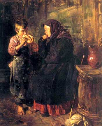 Свидание - Маковский