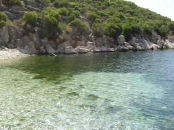 Мраморное море остров Мармара
