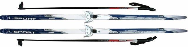 Каталог - Беговые лыжи - Беговые лыжи MARPETTI Комплект 75 мм Mantova 75мм
