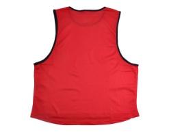 Тельняшка практики футбола разделяет ткань сетки жилетки зиги номера одежды сопротивления одежды сопротивления одежды команды бе