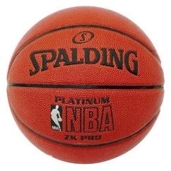 Баскетбольный мяч SPALDING 74-066Z Platinum ZK Pro Indoor w/FIBA купить в Москве интернет магазин Sport Discount