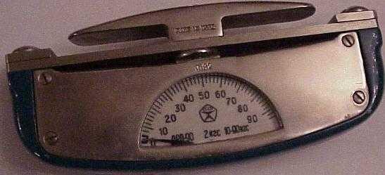динамометр ручной плоскопружинный