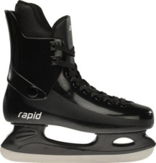 Фото 1 - Хоккейные коньки Atemi Rapid -