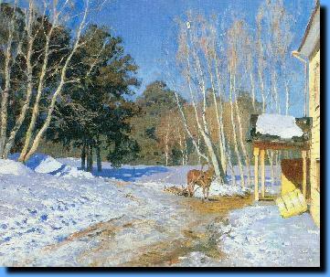 Картина И.Левитана