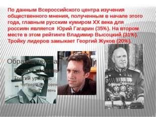 По данным Всероссийского центра изучения общественного мнения, полученным в н