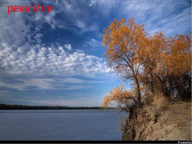 река Или: