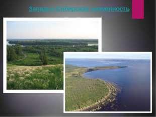 Западно-Сибирская низменность