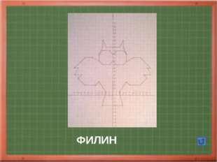 БАБОЧКА Автор Костюшина А 2009 (4;13);(3;11);(0;9);(1;8);(9;13); (11;10);(9;8