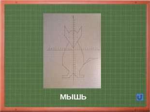 КОКЕР-СПАНИЕЛЬ 1. (1;6);(2;5);(3;3);(3;0); (2;-1);(3;-1);(3;-4);(0;-7); (-2;