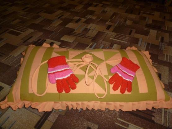 Подушка «Мирилка»