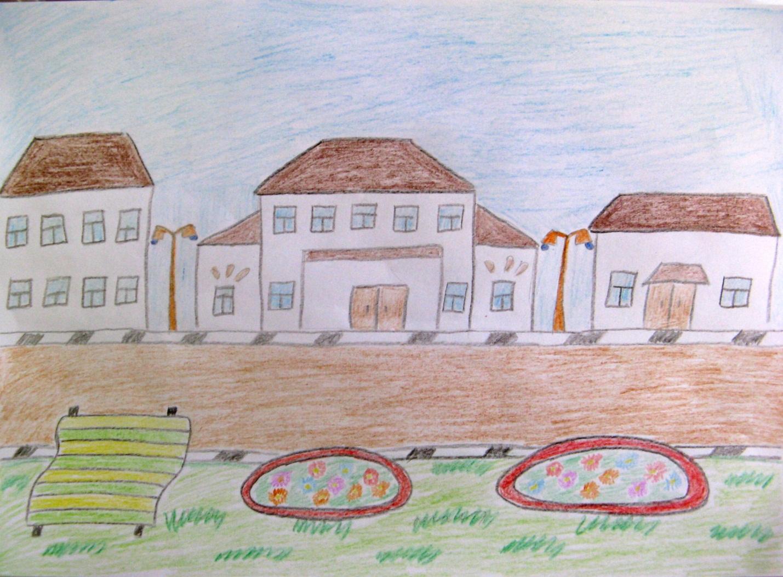 Картинки наш город село в настоящем
