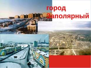 город Заполярный